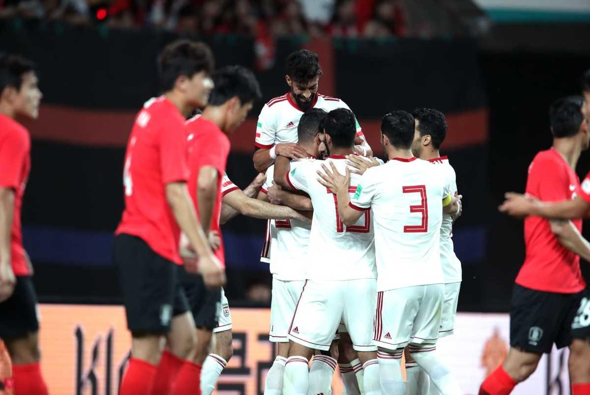 دیدار تیم های ملی ایران و کره جنوبی بدون تماشاگر؟