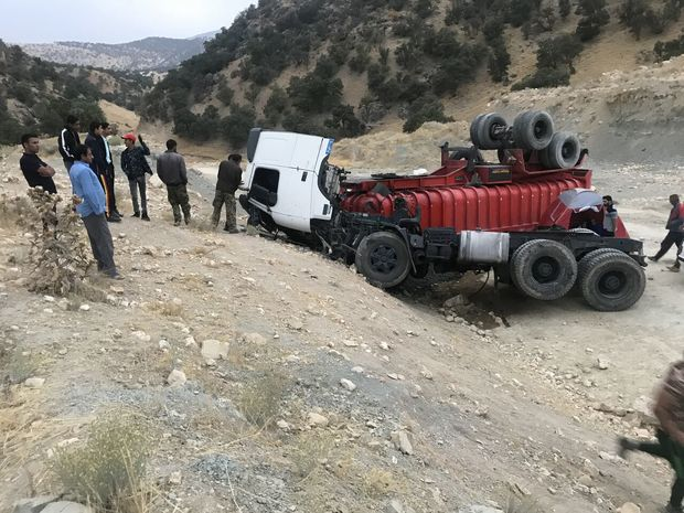 واژگونی خودرو علت ۵۲ درصد تصادفات خراسان جنوبی