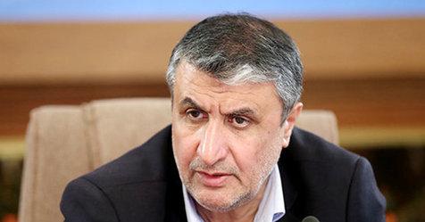 وعده وزیر راه برای تعریض محور هراز