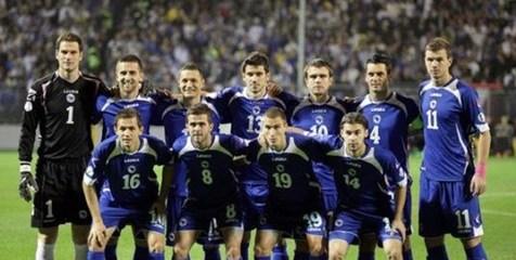 لیست تیم ملی بوسنی برای دیدار با ایران+عکس