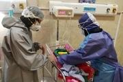 تولد نوزاد از مادر مبتلا به کرونا در اسفراین