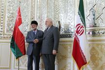 دیدار وزاری خارجه ایران و عمان