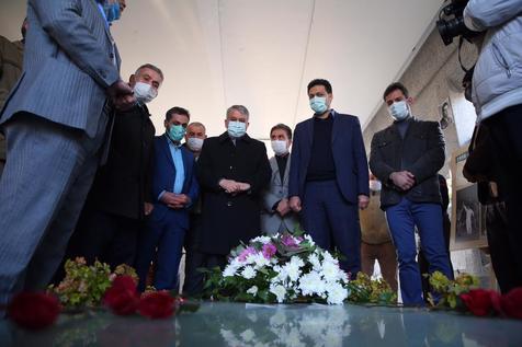صالحی امیری: تختی بر جسم ورزش ایران روح دمید/ تختی نماد سرمایه پهلوانی ایران زمین است