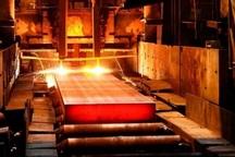 تولید فولاد خام در فولاد مبارکه 12.7 درصد رشد کرد