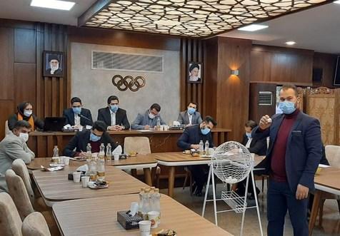 مراسم قرعهکشی لیگهای کاراته / آغاز مسابقات سوپر لیگ از ۲۸ بهمن ماه
