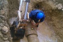 آب آشامیدنی 10 هزار خانوار سیل زده گلستان قطع است