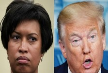 بعد از درگیری با وزرای دفاع کنونی و سابق، ترامپ با شهردار واشنگتن هم درگیر شد