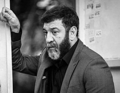 بغض حامد آهنگی هنگام بازگویی خاطره ای از علی انصاریان+ویدیو