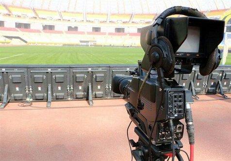 پخش زنده بازی سپاهان و نفت با یک دوربین به علت درگیری پلیس و صداوسیما!