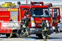 آتش نشانان خراسانی آموزش تخصصی دیدند
