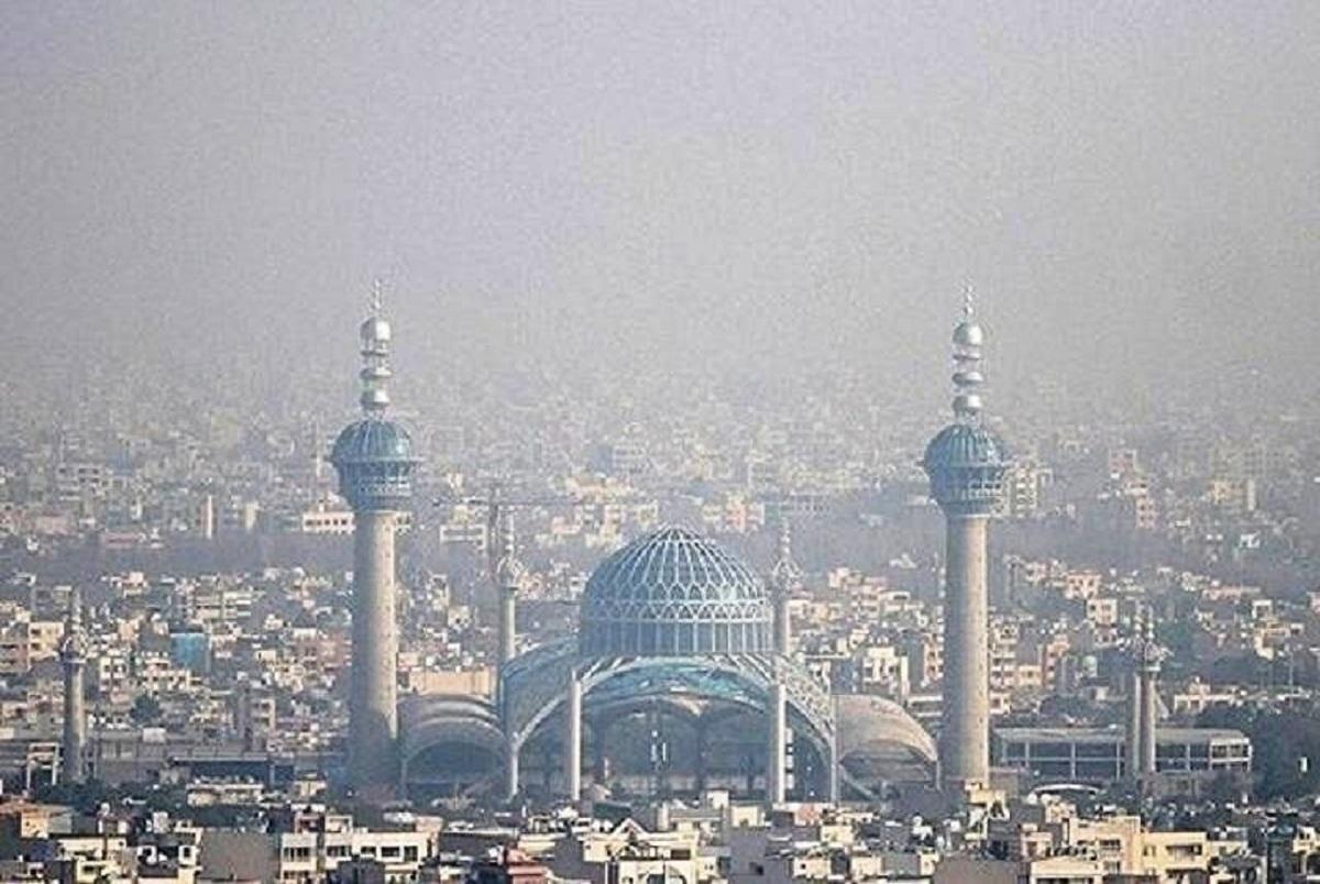 بیماران قلبی و ریوی تهران در خانه بمانند
