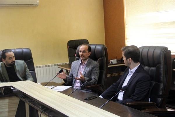 بیمه خبرنگاران در سطح ملی پیگیری شود  نصب لگوی جریده خیر الکلام در پیاده راه فرهنگی رشت