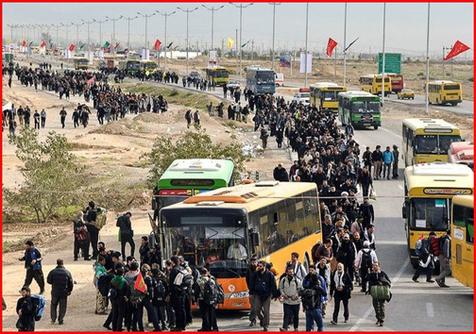 مرز خسروی برای زائران رسما بازگشایی شد
