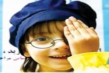 20 هزار کودک ایلامی در طرح پیشگیری از تنبلی چشم شرکت کردند