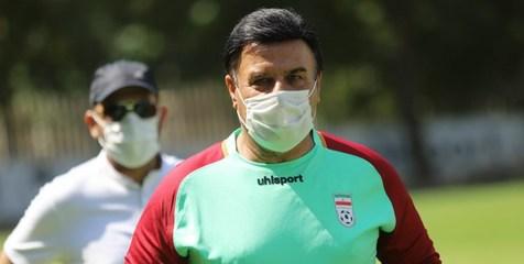 مظلومی از تیم ملی فوتبال جوانان استعفا داد