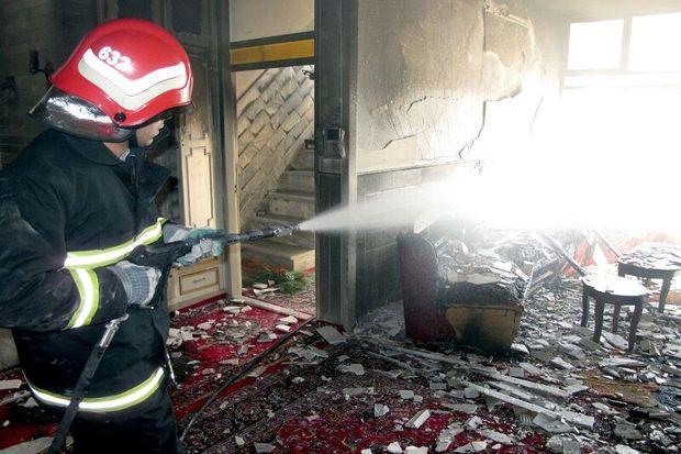 ۴۰ درصد آتشسوزی واحدهای مسکونی در محلهای فاقد پروانه رخ میدهد