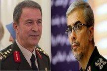 هیات بلندمرتبه نظامی ترکیه به ایران سفر می کند