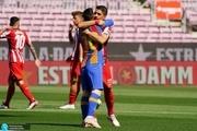 فوتبال اروپا  بارسلونا صفر - اتلتیکومادرید صفر؛ لالیگا به کام زیدان و پسران