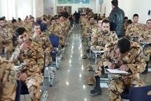 6509 سرباز سیستان و بلوچستانی در آزمون مهارت شرکت کردند