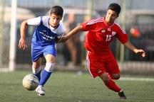 حریفان تیم فوتبال شهدای بافق در لیگ نوجوانان کشور مشخص شدند