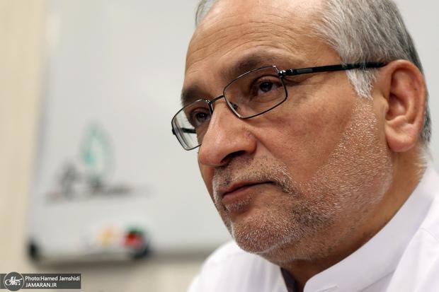 حسین مرعشی رییس شورای سیاستگذاری ستاد انتخاباتی جهانگیری شد