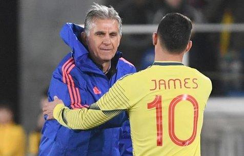 کارلوس کیروش گزینه هدایت تیم برزیلی شد