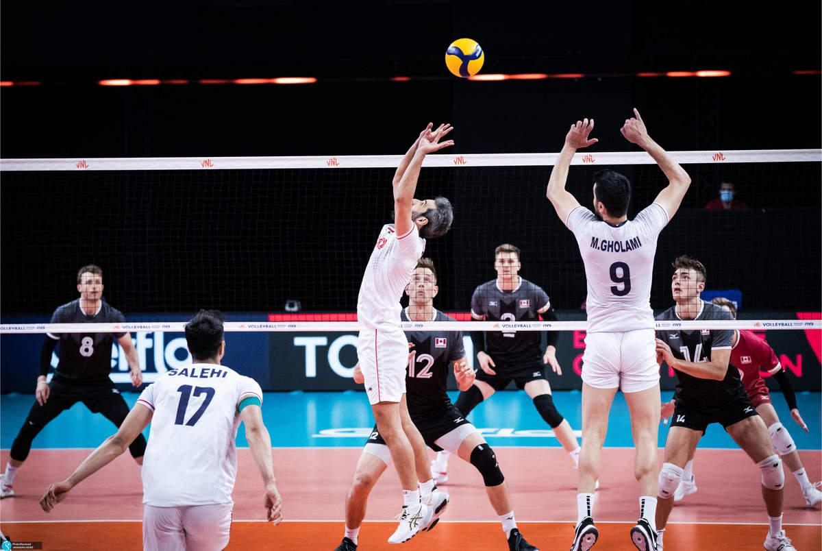 والیبال ایران در کمین بهترین رتبه تاریخ!