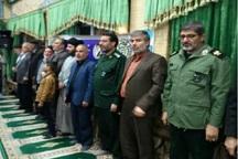 انقلاب اسلامی در مقابل همه دشمنی ها ایستادگی کرد