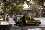 سرگردانی شهروندان آبادانی در نابسامانی کرایه تاکسی