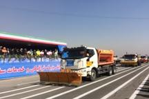 رزمایش ترافیک نوروز 98 در جوار مرقد امام راحل برگزار شد