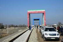 مدیر کل امور بین الملل راه آهن ایران: خط ریلی آستارا - آستارا از برکات برجام است