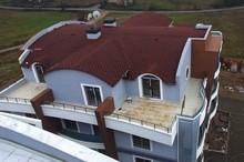 بهترین سقف شیروانی ویلا