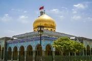 فاز نخست مسقف کردن حرم حضرت زینب (س) در دمشق آغاز شد