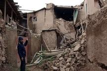 47 واحد مسکونی آسیب دیده در بانه نیاز به بازسازی دارند
