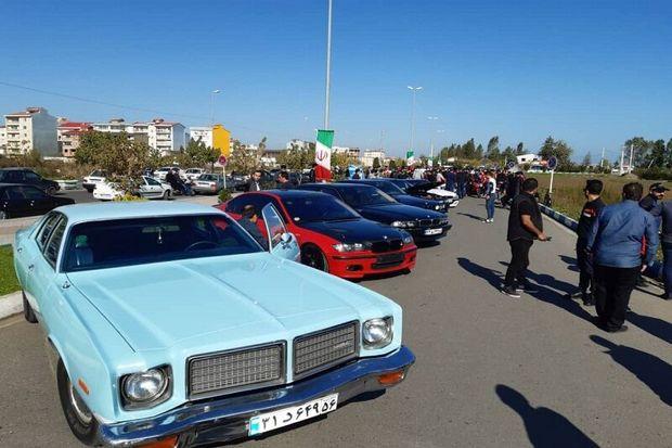 ترویج ورزشهای اتومبیلرانی و موتورسواری در آستارا