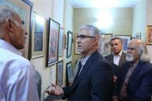 استاندار فارس: نگاه سلیقه ای به هنر باید از بین برود