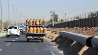 رفع مشکل کمبود گاز مایع در قزوین