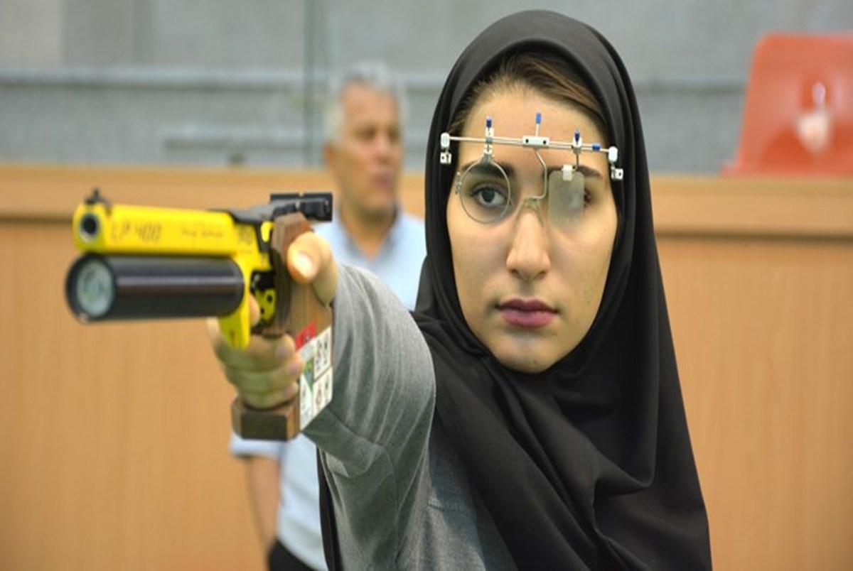 هانیه رستمیان: انتخاب بهعنوان پرچمدار ایران افتخاری بزرگ است