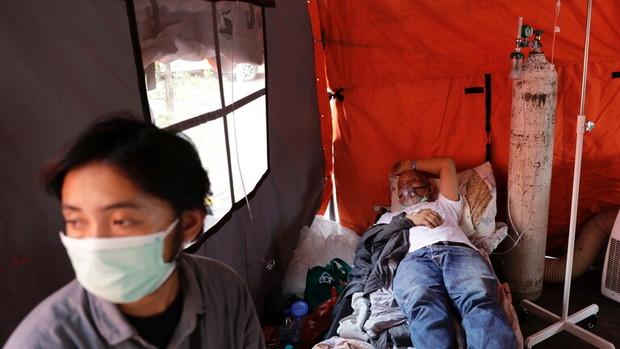 جولان کرونا در جهان؛ این بار در اندونزی