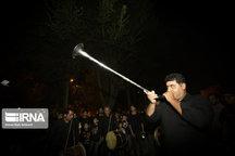 شور عزای حسینی در شب تاسوعا