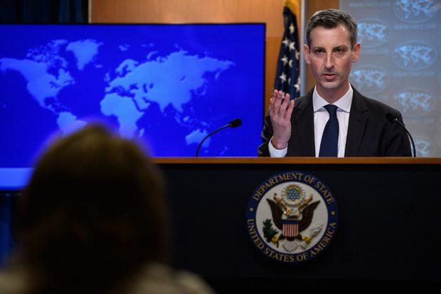 سخنگوی وزارت خارجه آمریکا: خواستار از سرگیری فوری مذاکرات وین هستیم