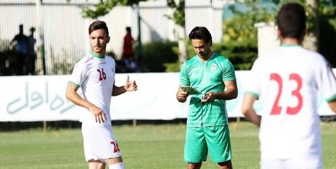 فوتبال درون تیمی در دستور کار بازیکنان/ نارضایتی مجیدی از شاگردانش